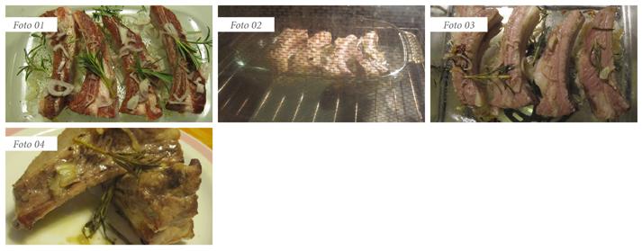 slide costicine al forno