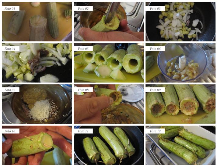 slide zucchine ripiene