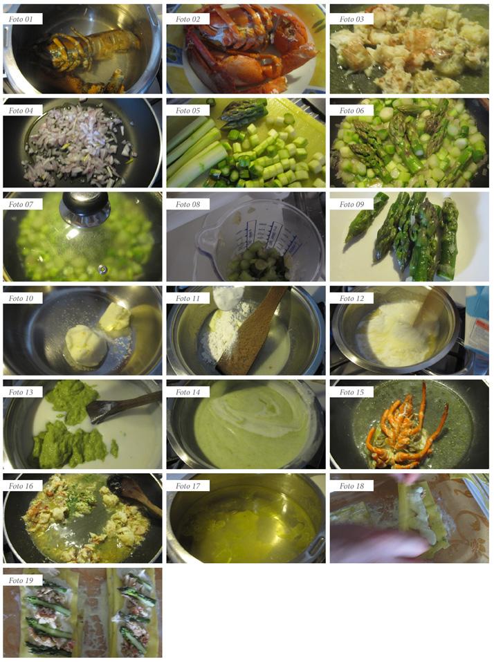 passaggi-lasagne-astice-asparagi
