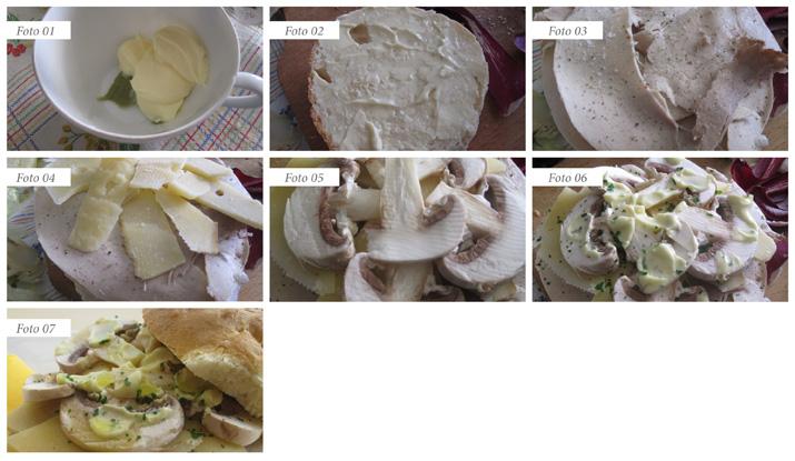 passaggi panino porchetta asiago champignon
