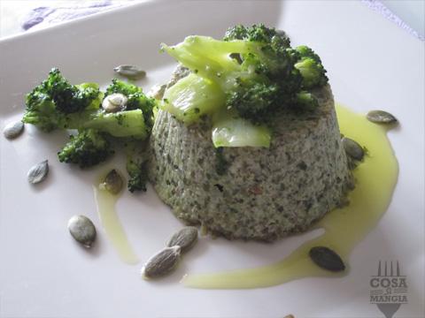 flan-broccoletti